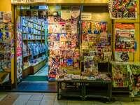 jornais e quadrinhos