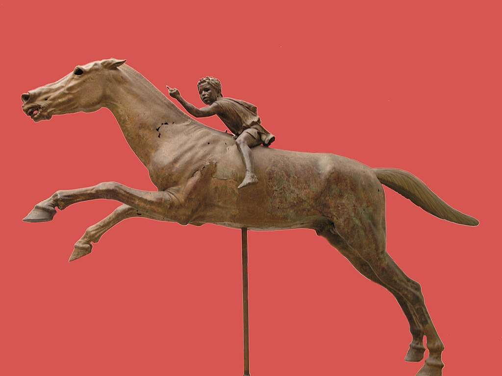 Rider of Artemision