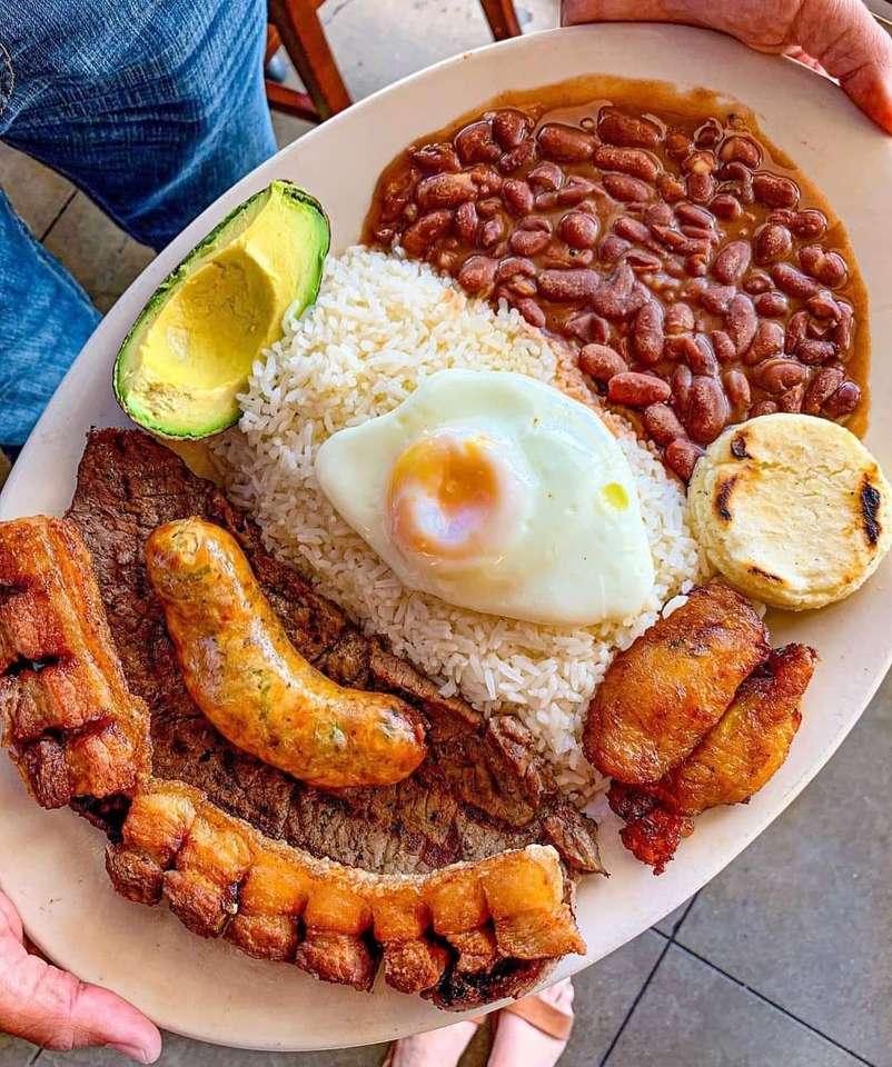 Κολομβιανό πρωινό