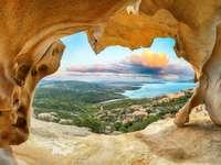 Fantastyczny widok na Palau