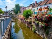 In der Picardie. Online-Puzzle