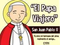 Saint John Paul II puzzle